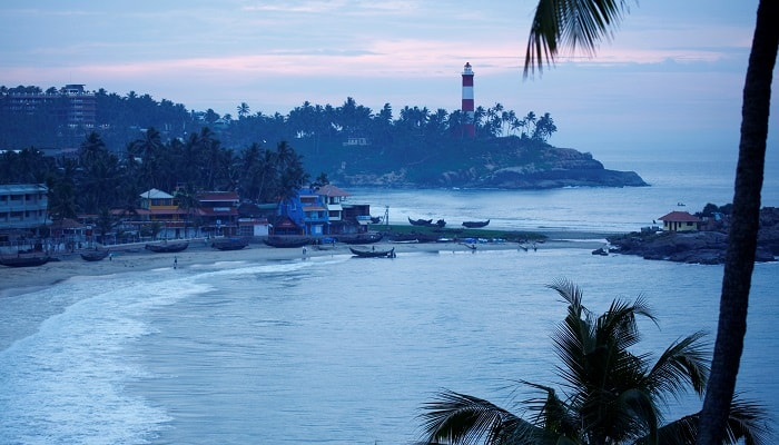 Kerala Backwater Beach Tour