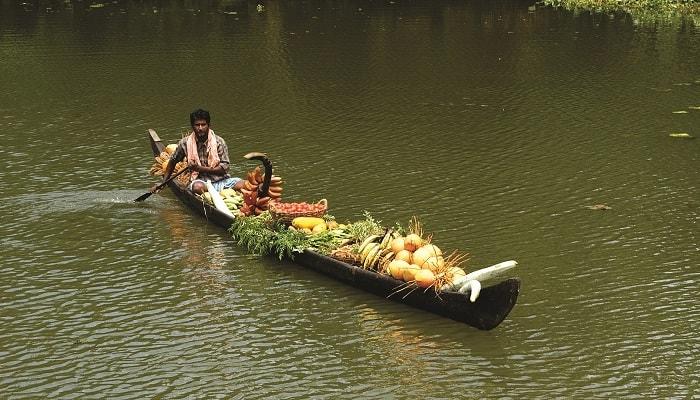 Kumarakom-to-Munnar