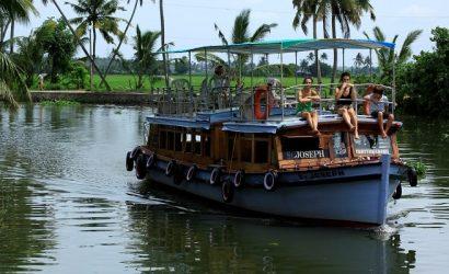 Munnar Thekkady Alleppey Tour