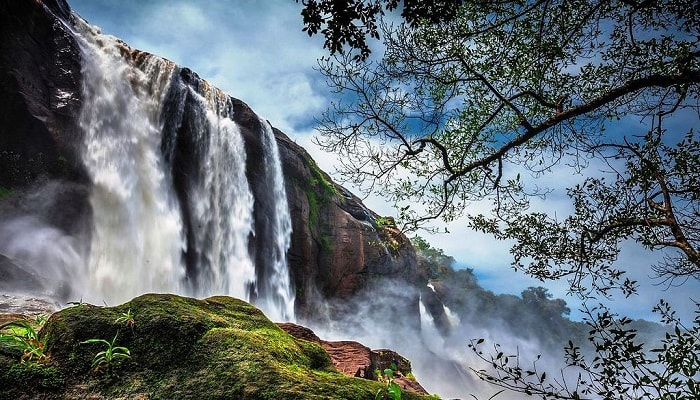 Trip_To_ Athirapally_Waterfalls