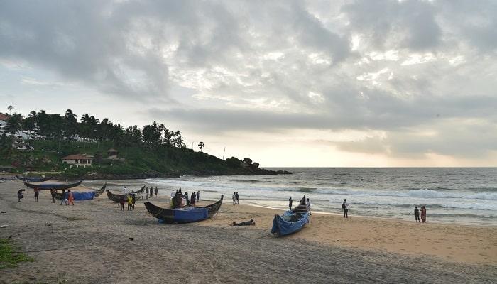 Kovalam_Beach