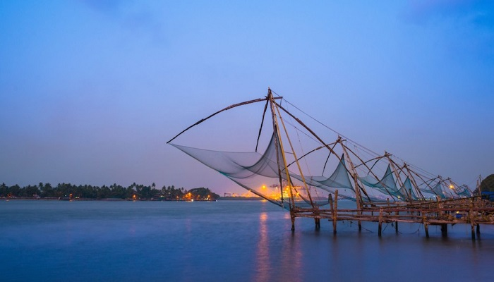 Kochi-chinese-fishing nets
